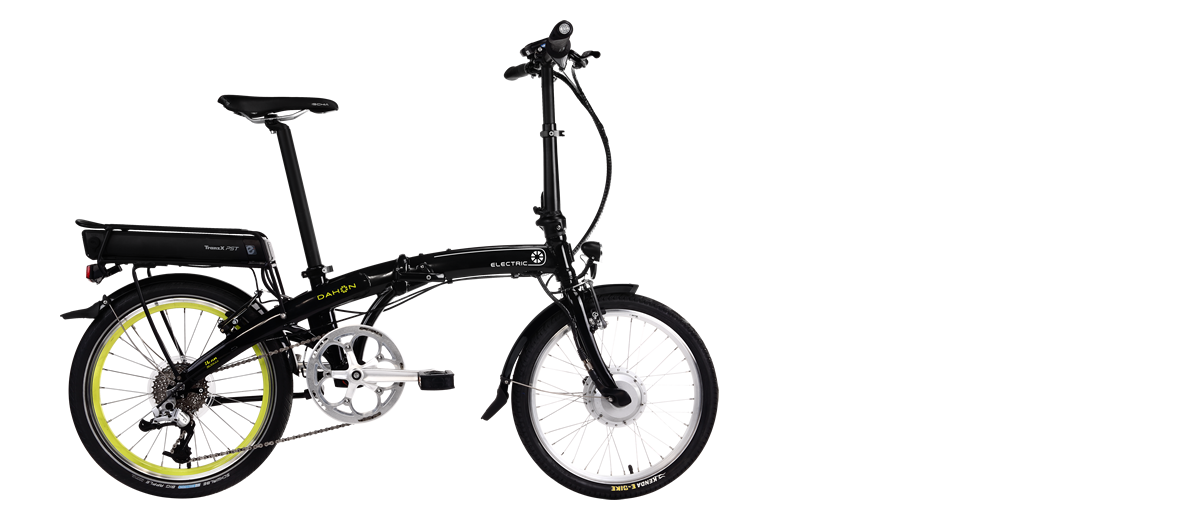 Dahon Ikon Electric (2013)